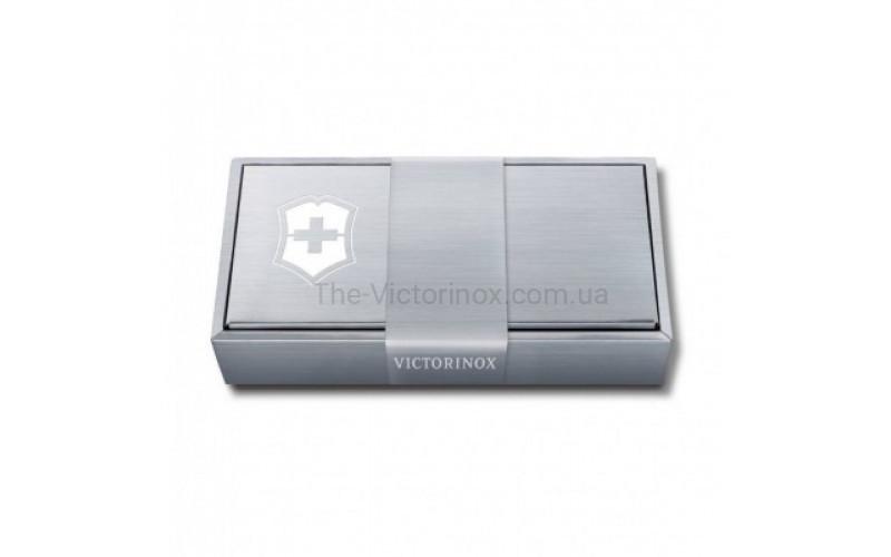 Футляр Victorinox серебристый для ножей 5 слоев 4.0289.1