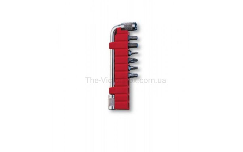 Ключ для бит Victorinox SWISSTOOL с набором 6 бит 3.0303