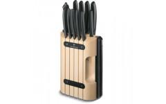 Набор кухонных ножей Victorinox Swiss Classic 11пр. (6.7153.11)
