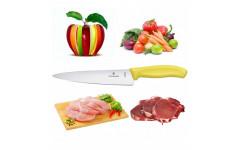 Кухонный нож Victorinox SwissClassic Carving 6.8006.19L8B