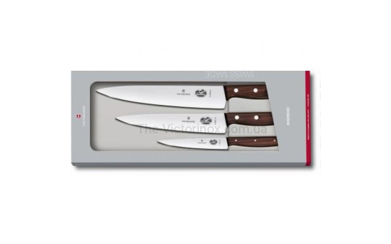 Набор кухонных ножей Victorinox, 5.1050.3G