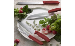 Кухонный нож Victorinox SwissClassic Santoku 6.8521.17B