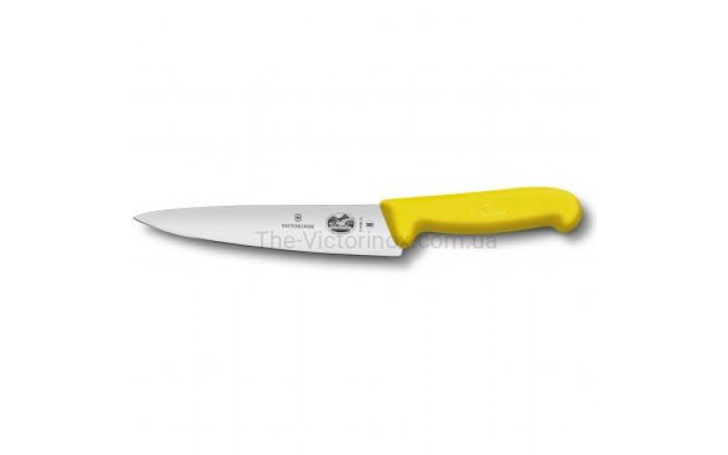 Кухонный нож Victorinox Fibrox Carving 5.2008.19