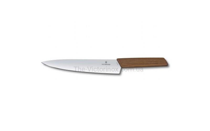 Кухонный нож Victorinox Swiss Modern Carving 6.9010.22G