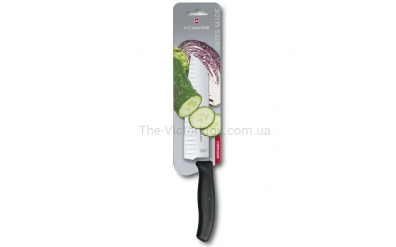 Кухонный нож Victorinox SwissClassic Santoku 6.8523.17B