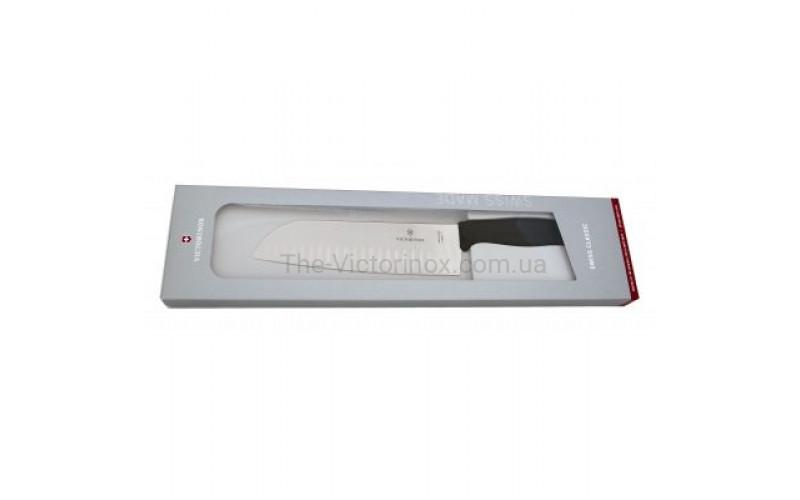 Кухонный нож Victorinox SwissClassic Santoku 6.8523.17G