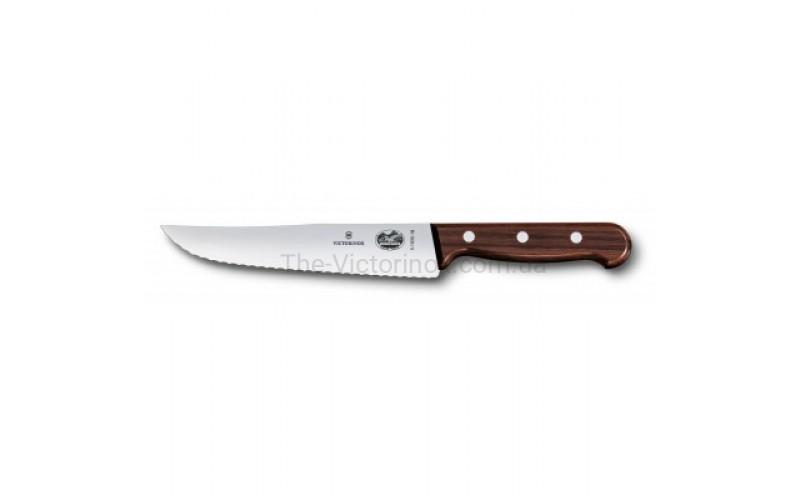Кухонный нож Victorinox Rosewood Carving 5.1930.18