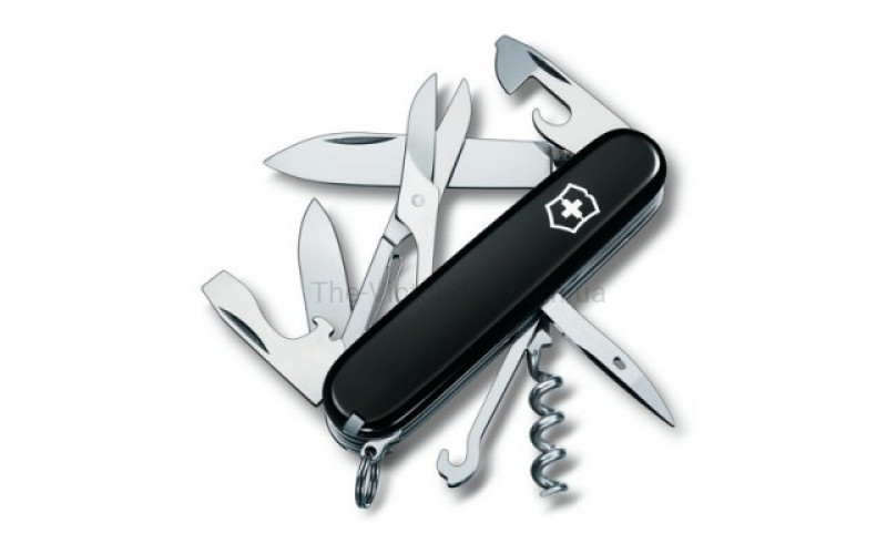 Швейцарский нож Victorinox Climber Black (1.3703.3)