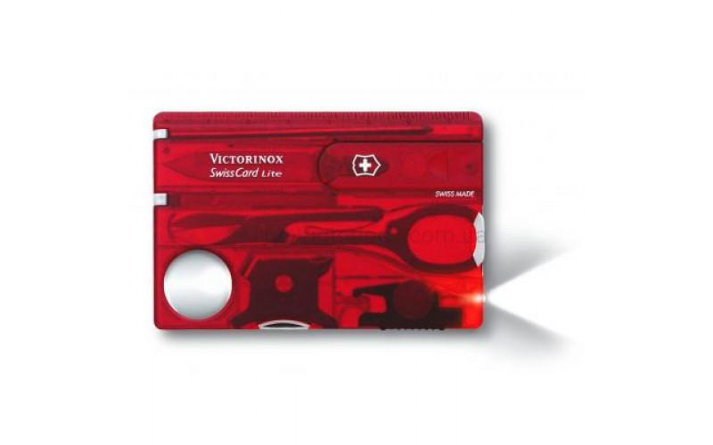 Набор Victorinox SWISSCARD Lite 0.7300.T