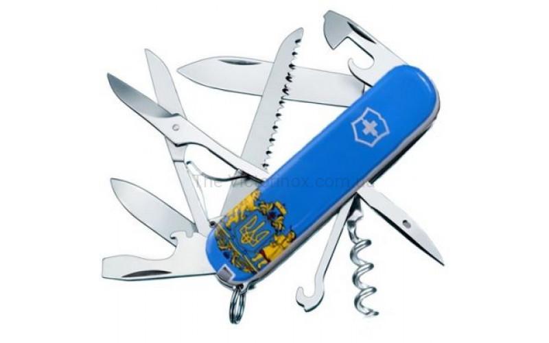 Складной нож Victorinox Huntsman UKRAINE 1.3713.7R6