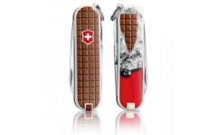 Складной нож Victorinox CLASSIC SD Chocolate 0.6223.842