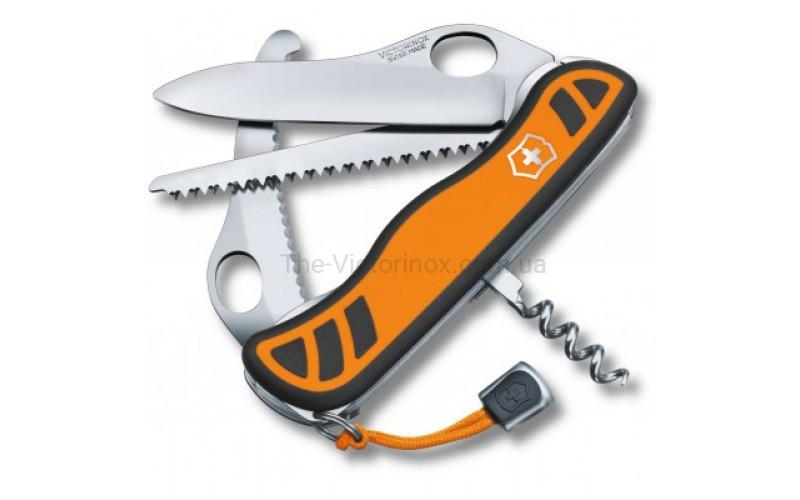 Нож Victorinox Hunter XТ 0.8341.MC9 оранжево/черный