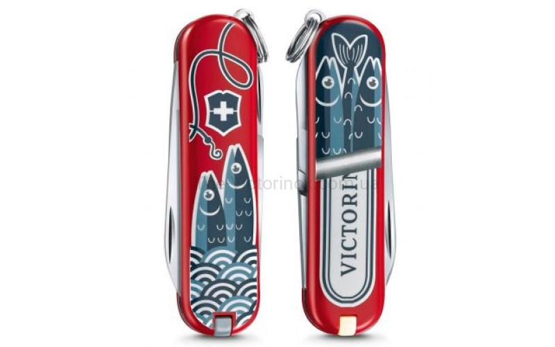 Складной нож Victorinox CLASSIC LE 0.6223.L1901