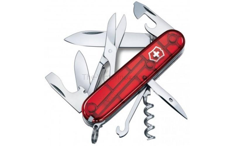 Складной нож Victorinox CLIMBER 1.3703.TB1