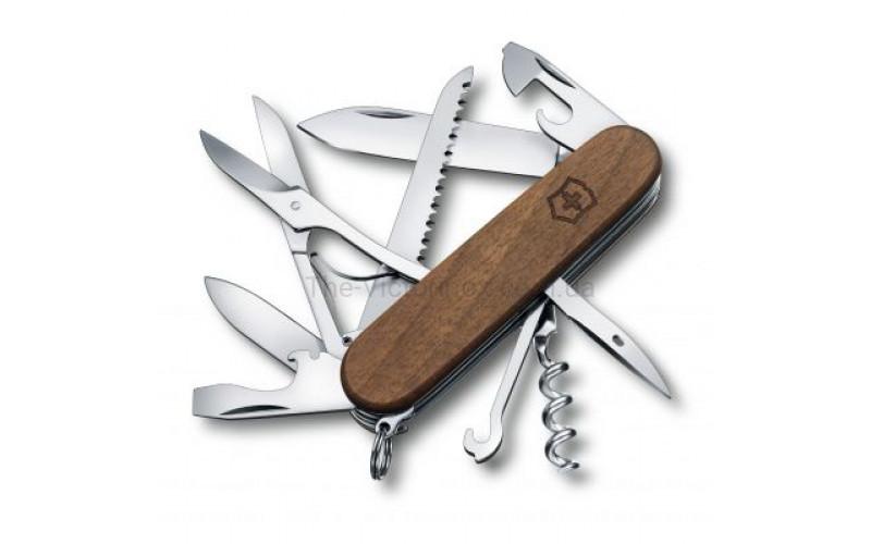 Швейцарский Нож Victorinox Huntsman Wood (1.3711.63)