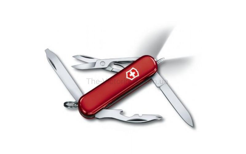 Швейцарский нож Victorinox Midnite Manager Red (0.6366)