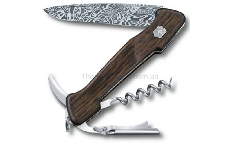 Складной нож Victorinox WINE MASTER Damast 0.9701.J19