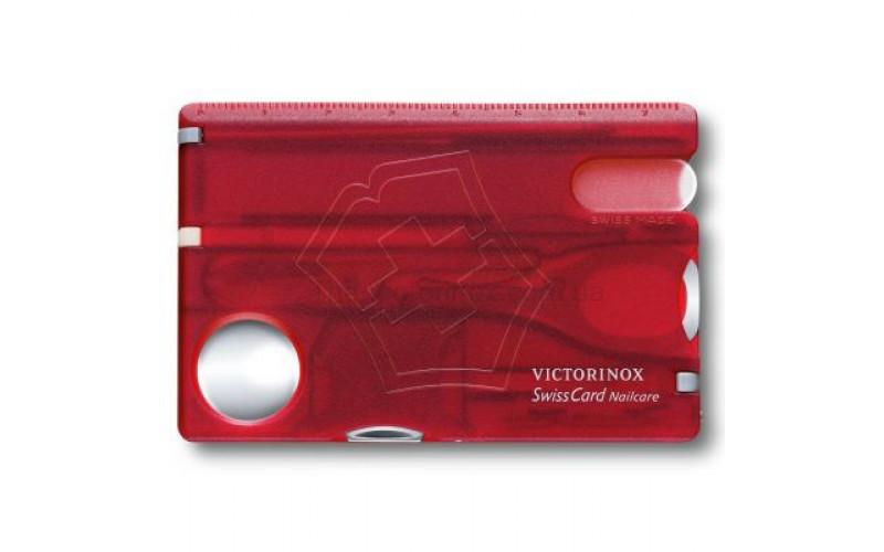 Набор Victorinox SWISSCARD 0.7240.T
