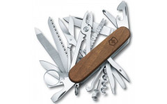 Складной нож Victorinox SWISSCHAMP WOOD 1.6791.63