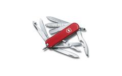Швейцарский нож Victorinox MiniChamp Red 0.6385
