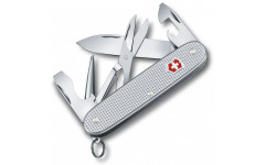 Швейцарский Нож Victorinox Alox Pioneer X Silver (0.8231.26)