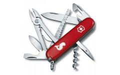 Швейцарский нож Victorinox Angler Красный (1.3653.72)