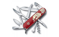 Лимитированый нож Victorinox HUNTSMAN Year of the Rooster 1.3714.E6