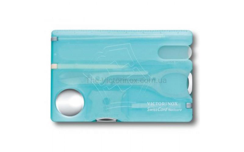 Набор Victorinox SWISSCARD Nailcare 0.7240.T21